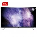 TCL 49P5 49英寸 4K超窄纖薄金屬邊框...