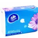 维达(Vinda)V2239 软抽纸巾 130抽 6包/提