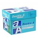 外地包郵DoubleA 復印紙 A4 70克 5包/箱