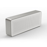 小米(MI)XMYX03YM 方盒子蓝牙音箱2 无线迷你 银色