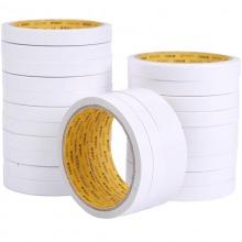 晨光(M&G)AJD97349 棉纸双面胶带 12mm*10y*9.14米 24卷装