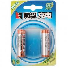 南孚(NANFU)AA-2B 5号数码型充电电池 1.2V 2400mAh 2粒/卡