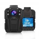 执法1号 DSJ-V10 高清记录仪 1296P高清红外夜视3600万像素 便携式 128G内存版