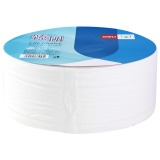 得力(deli)WP3180-01 盘式卫生纸/大盘纸 三层180米 12卷/箱