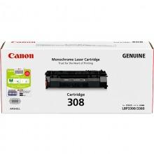 佳能(Canon)CRG-308 黑色硒鼓(适用于LBP3300 3360)