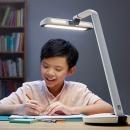 飞利浦(PHILIPS) LED台灯 国A级护眼台灯 工作学习卧室床头灯 上新-四档触摸调光 深空蓝 轩扬