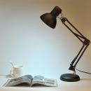 道远亮眼睛 美式LED台灯5w白光补光灯 工作学生学习长臂折叠金属办公卧室床头阅读灯MT-302D