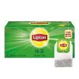 立顿(lipton)清香型绿茶 2g*50包/盒