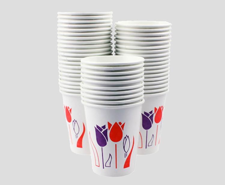 绿奥150g纸杯5