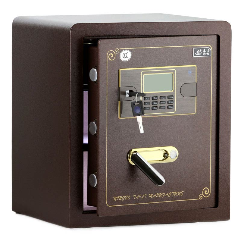泰力保险箱,泰力保险柜,泰力保管柜,泰力45型保险柜