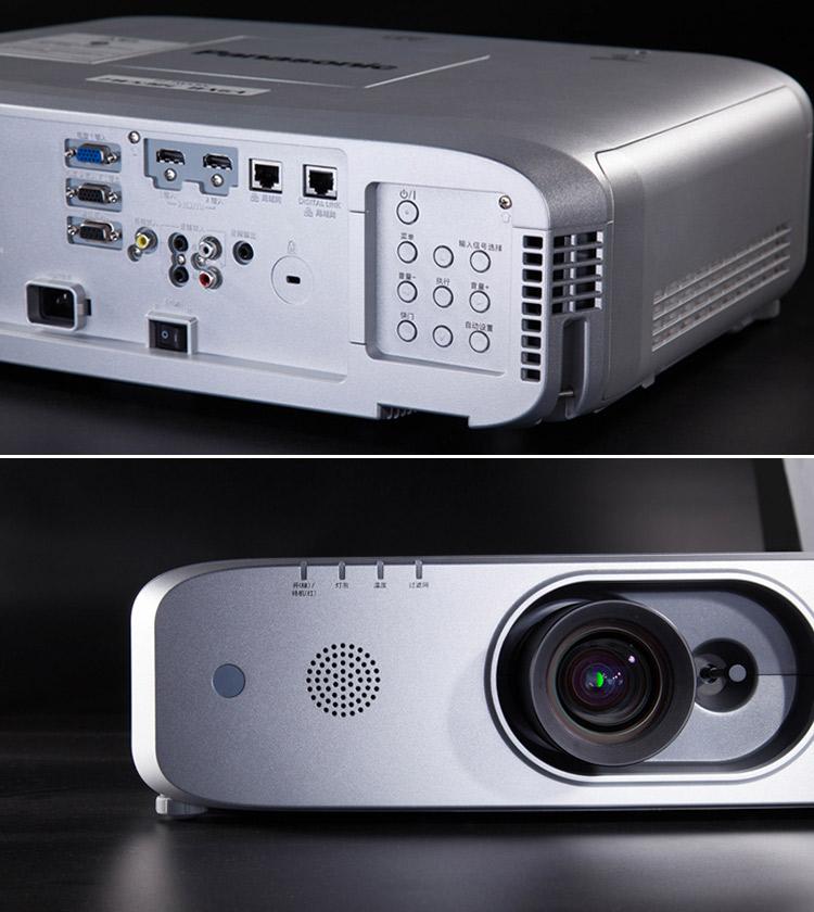 松下PT-FX500C高清投影仪16