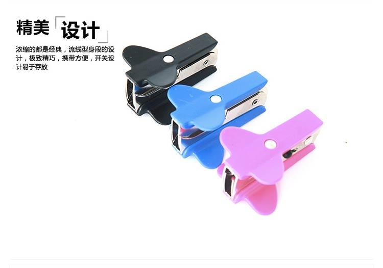 晨光ABS91635粉红色标准型起钉器-2