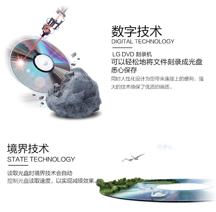 LG GH24NSCO刻录机4