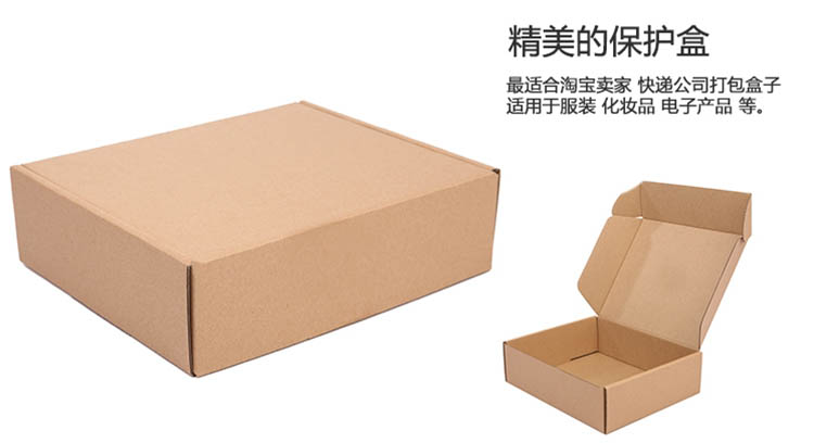 快递包装盒9