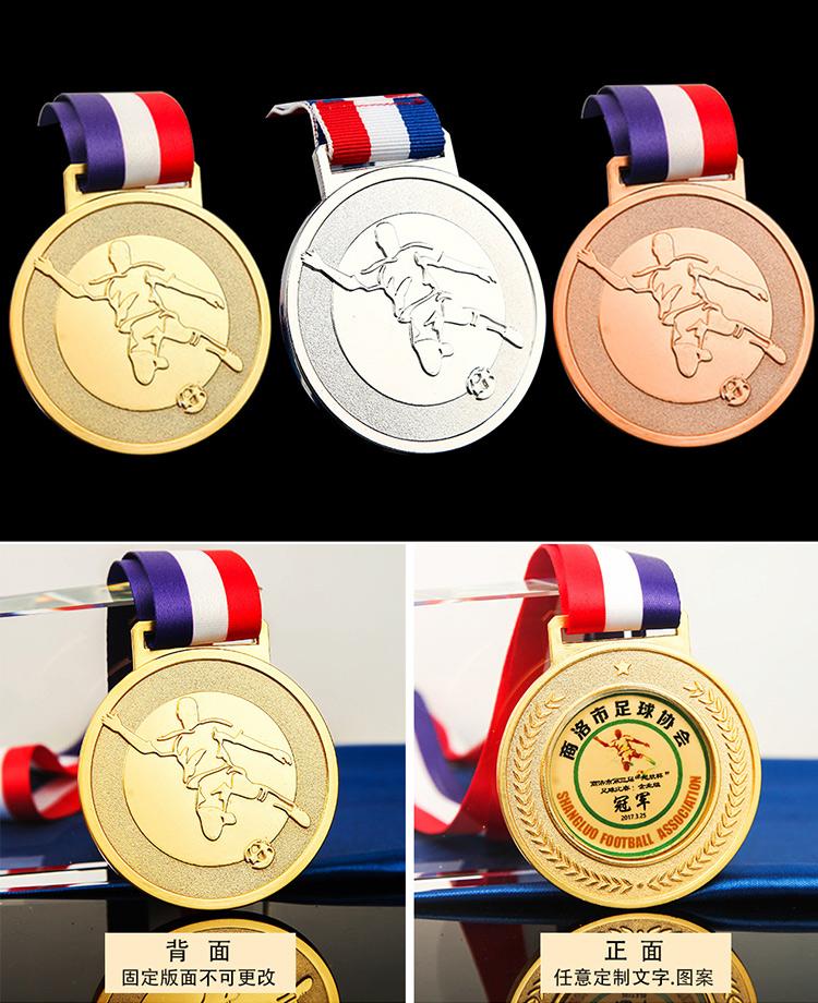足球奖牌3