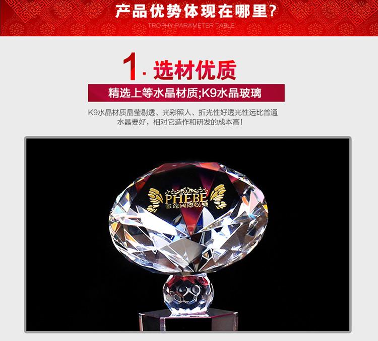 钻石奖杯4