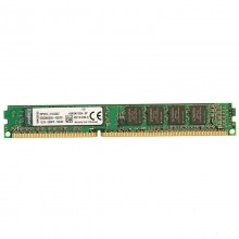 金士顿(Kingston)DDR3 1600Mhz 台式机内存条 4GB
